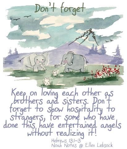 Noah Notes -elephants