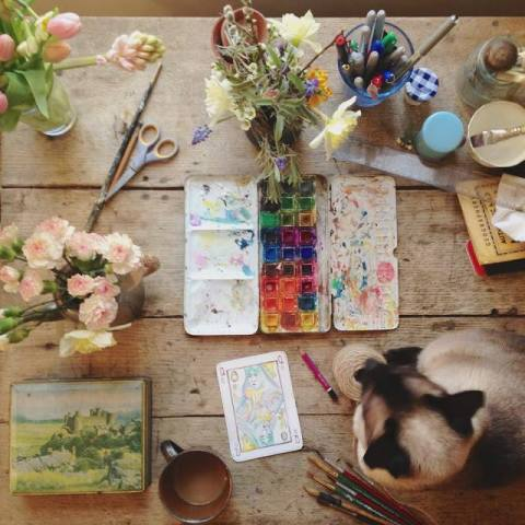 watercolor box - fb capture