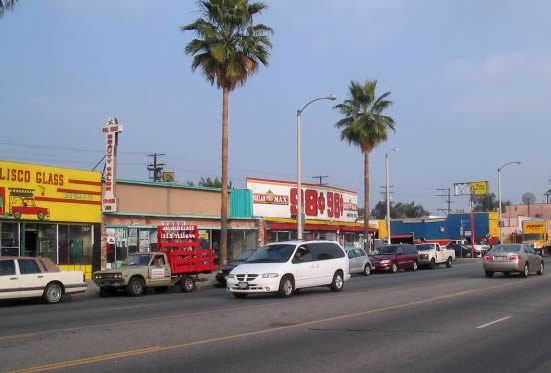 East Los Angeles