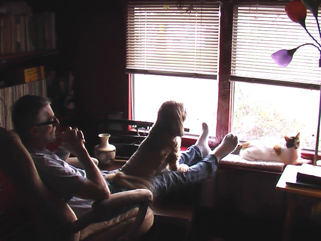 Kai Li, Ki Ki & Dad