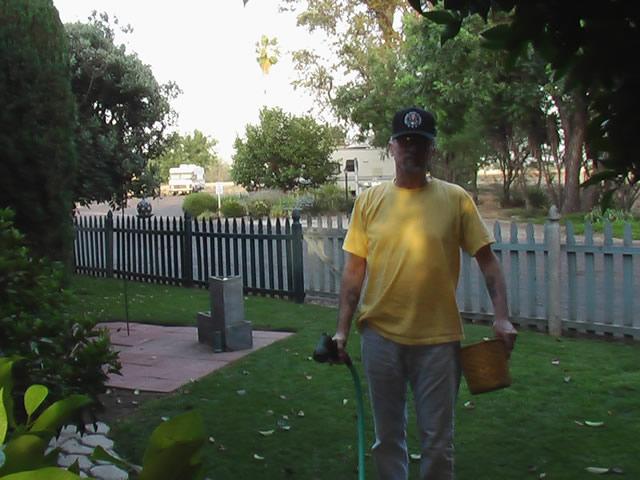 country gardener
