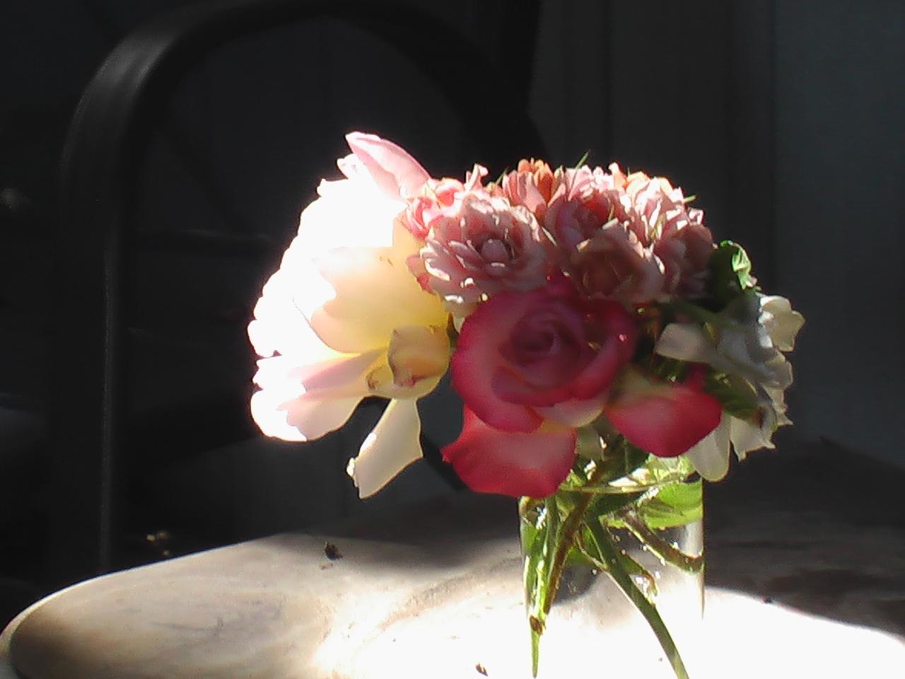 Rose Bouquet - June 2014
