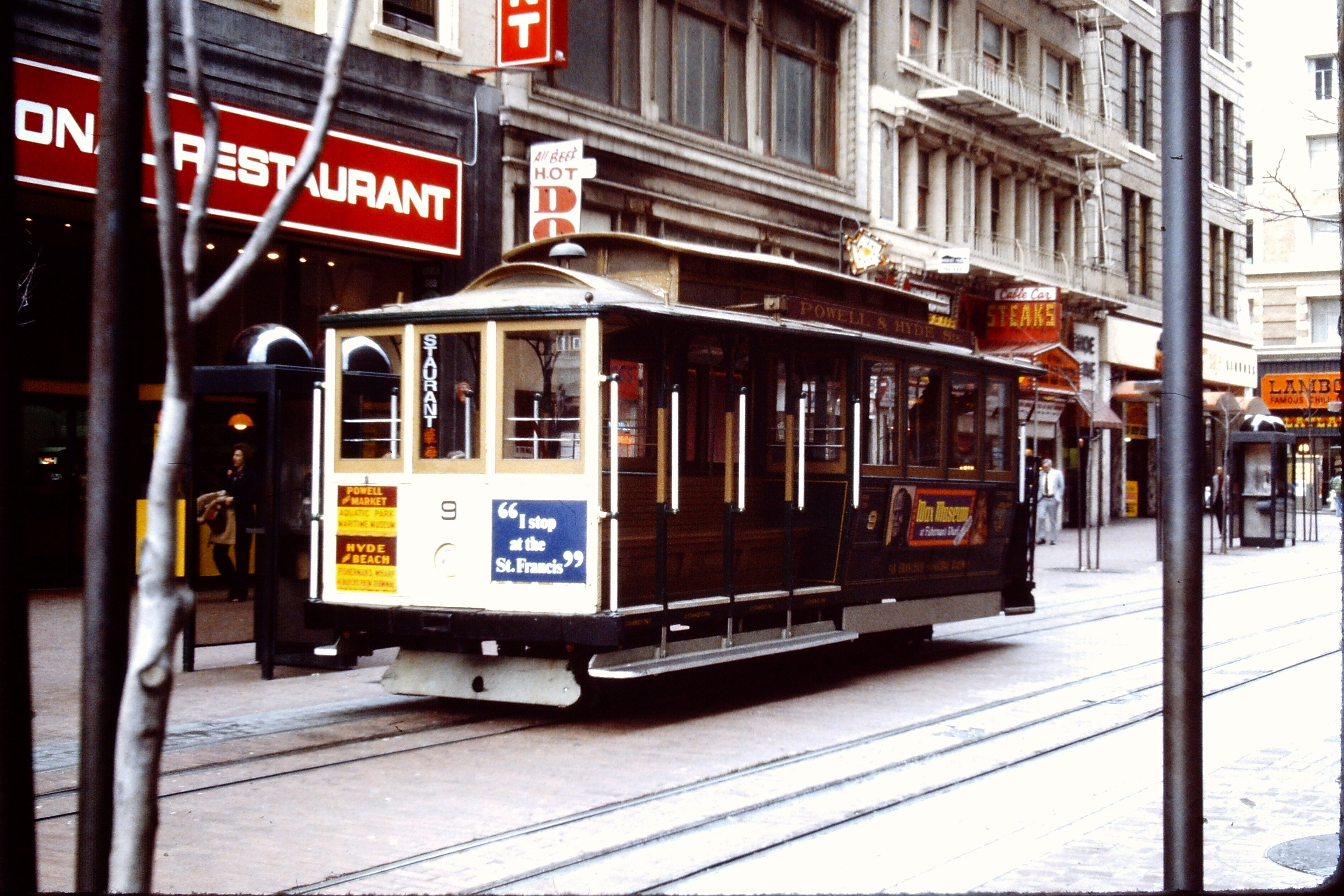 San Francisco 1978